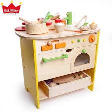 cuisine jouet bois bébé jouets japon ed inter grande simulation cuisine jouets