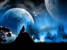 imagenes de fondo de pantalla lobos fondo escritorio paisaje fantasía