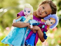 dihao frozen doll cheap wholesale elsa doll frozen anna elsa