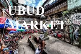 best bali shopping ubud traditional market