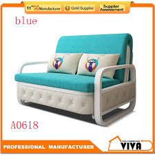 Portable Sofa Cum Bed by Modern Design Foldable Sofa Cum Bed Metal Frame Folding Fabric
