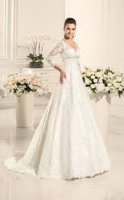 mid long length sleeves wedding gown long sleeve bridals dresses