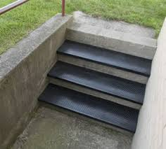 outdoor recycled rubber stair tread outdoor rubber stair tread