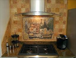 mosaic tile for kitchen backsplash mosaic kitchen backsplash exle of a transitional kitchen design