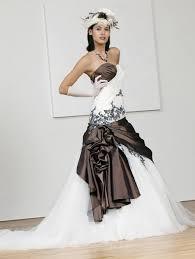 robe de mari e bicolore robe de mariée bicolore