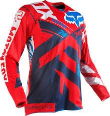 motocross gear closeout 59 95 fox racing mens 360 divizion jersey 235455