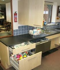 wheelchair accessible kitchens special needs friendly kitchens