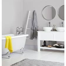 crown kitchen and bathroom breatheasy soft steel mid sheen paint