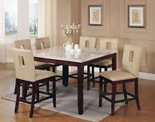 marble dining room sets marble dining room set ebay