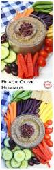 49 healthy snack recipes and an easy black olive hummus 365 days