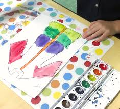 charlotte u0027s clips and kindergarten kids joseph u0027s coat of many colors