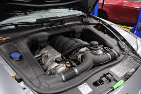 porsche engine porsche cayenne s rough idle stumble luxury european service