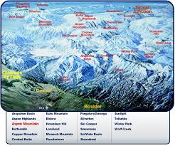 map of colorado ski resorts colorado ski areas up their offerings for the 2015 16 season