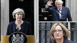 Members Of British Cabinet Who Is In New Prime Minister Theresa May U0027s Cabinet
