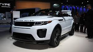modified range rover evoque 2017 land rover range rover evoque convertible review top speed