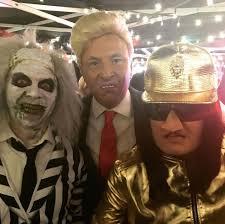 trump halloween costume 20 celebrities who did halloween 2016 right dorkly post celebrity