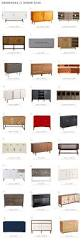 Cb2 Credenza 108 Of Our Favorite Credenzas At Every Price Point Emily Henderson