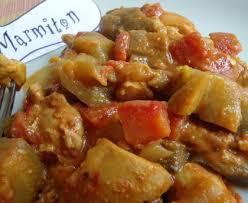 cuisiner aubergine a la poele poêlée de dinde aux aubergines et à la tomate très léger