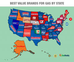 cheapest us states to live in cheap gas here s where to find the lowest price in every state