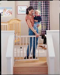 top of stairs baby gate ideas latest door u0026 stair design