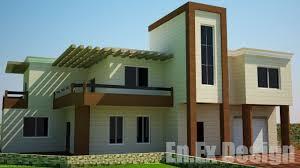 modern villa 3d model cgtrader