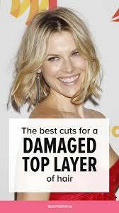 cool haircuts for long hair the best cuts for a damaged top layer of hair beautyeditor