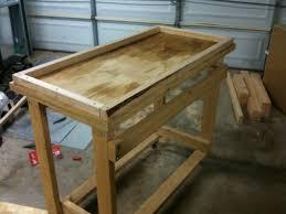 Used Blast Cabinet How To Build A Homemade Sandblasting Cabinet Smecca Com