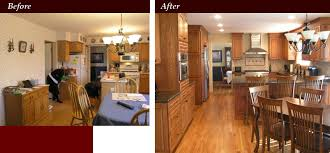 easy kitchen remodel ideas before and after u2014 decor trends