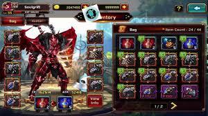 game kritika mod full cho android kritika the white knights mod apk free gold youtube