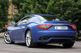 maserati granturismo blue maserati granturismo sport can you feel it
