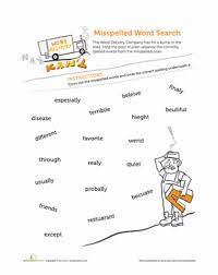 tricky words to spell words to spell third grade and spelling