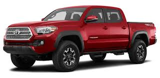 Tacoma Redesign Amazon Com 2017 Toyota Tacoma Reviews Images And Specs Vehicles