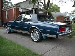 classic ls shelby nc 1989 chevrolet caprice classic brougham luxury cars pinterest