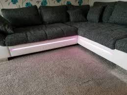 sofa mit led beleuchtung wieder zu haben eck sofa mit led beleuchtung in