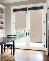 Magnetic Blinds For French Doors French Doors With Blinds And Dog Door French Door Blinds Designs