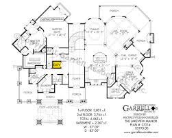 2nd Floor Plan Design Lakeview Manor House Plan House Plans By Garrell Associates Inc