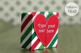 gift bag templates free printable free gift box templates to download print u0026 make
