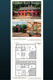 home floor plans house pole barn style traditional sawyer farmhouse barn beams and traditional