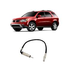 pontiac torrent 2007 2009 factory stereo to aftermarket radio