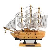 handmade 6 u0027 u0027 wooden sailboat model ship model wood sailing boat