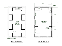 garage floorplans medeek design inc search plans
