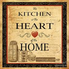 kitchen is the heart painting kitchen is the heart fine art