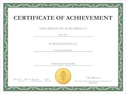 certificates tips for creating custom certificates