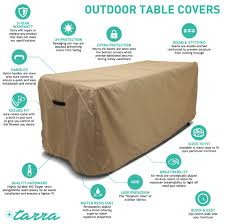 square patio table cover