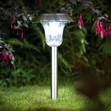 Best Garden Solar Lights by Absolutely Smart Best Solar Garden Lights Manificent Design 10 Led