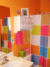 orange bathroom photos hgtv arafen