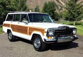 wagoneer jeep 2015 1990 jeep grand wagoneer classiccars com journal