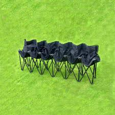 Portable Sports Bench Samba Sports 6 Seater Folding Bench Costco Uk