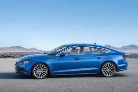 a5 audi horsepower 2018 audi s5 sportback set for springtime arrival automobile
