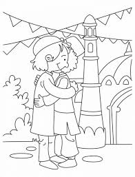 eid coloring kids family holiday net guide family